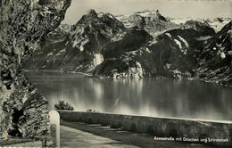 Suisse - Swiss - Uri - Axenstrasse Mit Gitschen Und Urirotstock - Bon état - UR Uri