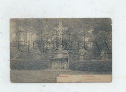 Ath (Belgique, Hainaut) : Le Calvaire De Mainvault En 1910  PF. - Ath