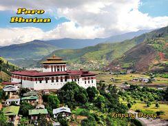 Paro Bhutan - Bhutan