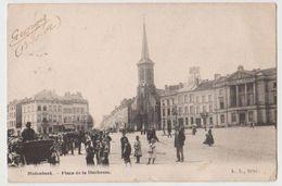 Cpa Molenbeek   1902 - Molenbeek-St-Jean - St-Jans-Molenbeek