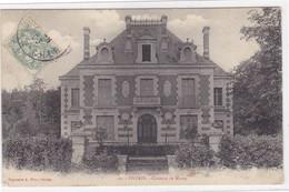 Loir-et-Cher - Onzain - Château De Maray - France