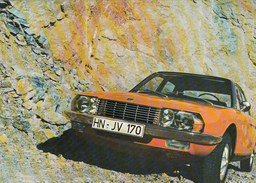 AUTOMOTIVE - Germany - NSU RO 80 - Passenger Cars