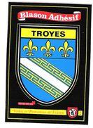 BLASON ADHESIF - TROYES - Troyes