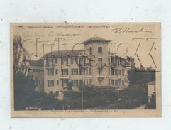 Guilford (États-Unis, Maine): Town Hall And Universalist Chrurch In 1910  PF - Etats-Unis