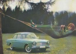 AUTOMOTIVE - Ford Taunus 12M - Passenger Cars