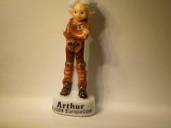 Fève. Arthur .Minimoy. 2009. Fève Ancienne    (TPL4.1) - Cartoons