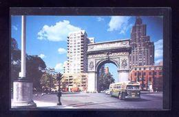 NY City. *Scene Of Washington Square...* Edt. Progressive Publications. Nueva. - Greenwich Village