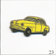 Pin's Automobile - Simca Aronde 1300 (1956). Non Estampillé. Zamac. T550-23 - Peugeot
