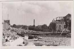 """1 Carte Photo Avignon """" Bombardement Mai 1945 """" - Avignon"""