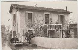 """1 Carte Photo Avignon """" Inondation 1945 """" - Avignon"""