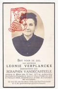 DP Foto Leonie Verplancke ° Moere Gistel BE 1871 † Fontaine-la-Louvet FR Eure 1938 X S. VandeCasteele - Images Religieuses