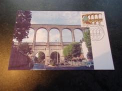 FRANCE (2010) Pont-aqueduc D'arcueil-cachan - Maximum Cards