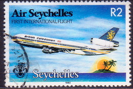 SEYCHELLES 1983 SG #567 2r Used Air Seychelles - Seychelles (1976-...)