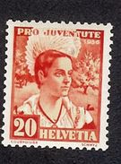 SUISSE 1936 Yv 300** Mi 308** - Svizzera