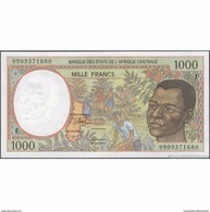 TWN - CENTRAL AFRICAN REPUBLIC (C.A.S.) 302Ff - 1000 1.000 Francs 1999 UNC - Central African Republic