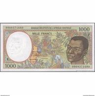 TWN - CENTRAL AFRICAN REPUBLIC (C.A.S.) 302Ff - 1000 1.000 Francs 1999 UNC - Repubblica Centroafricana