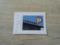 Timbre Canada Tintin Milou Kuifje Le Lombard - Unclassified