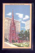 NY City. *Trinity Church...* Nueva. - Iglesias