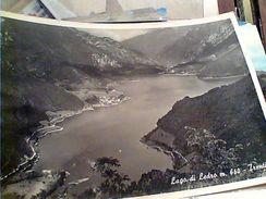 LAGO DI LEDRO DA AEREO TRENTO VB1954 GK18773 - Trento