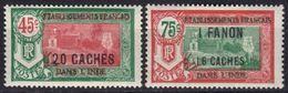 Inde N° 79, 80 * - India (1892-1954)