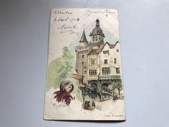 Le Vieux PARIS Foire St Laurent - 1904 - Autres Monuments, édifices