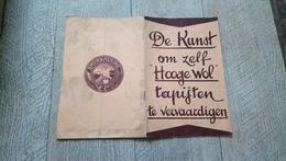 De Kunst Om Zelf Hooge Wol Tapijten Te Vervaardigen Industrie Tapis Photos - Libros, Revistas, Cómics