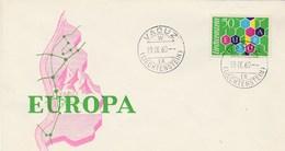 EUROPA LIECHTENSTEIN   N°355 ANNEE 1960 - Europa-CEPT