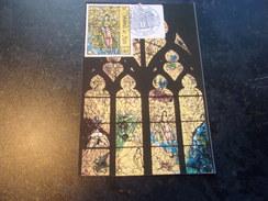 FRANCE (2002) Cathédrale De METZ - Maximum Cards
