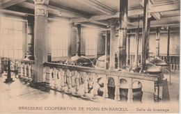 59 - MONS EN BAROEUL - BRASSERIE COOPERATIVE - SALLE DE BRASSAGE - Altri Comuni