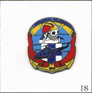 Pin's BMP (Bataillon De Marins-Pompiers) Marseille (13) - Commandos Héliportés. Est. GD. EGF. T553-18 - Feuerwehr
