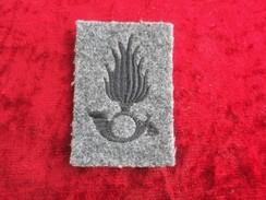 Fregio Ricamato Per Bustina Regia Guardia Di Finanza 1GM Nuovo - 1914-18