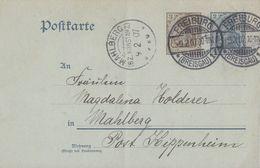 DR GS Ankunftsst. KOS Mahlberg (Bz. Konstanz) 9.2.07 - Deutschland