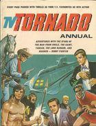 TV Tornado Annual - Published By World Distributors Ltd  - En Anglais - Edité En 1970, Distribué En 1971 - Bon état. - Libri, Riviste, Fumetti