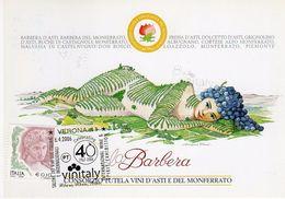 Consorzio Tutela Vini D'Asti E Del Monferrato - La Barbera - Vinitaly 2006 - - Vigne