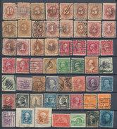 Stamps US Different Used Lot16 - Oblitérés