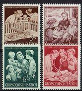 DR 1944 // Michel 869/872 ** (12.388) - Allemagne