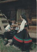 (NO150) LOCAL COSTUMES FROM SETESDAL VALLEY - Norvegia
