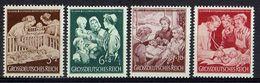 DR 1944 // Michel 869/872 ** (12.392) - Deutschland