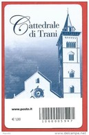 TESSERA FILATELICA ITALIA - 2012 - Cattedrale Di Trani - 1946-.. Republiek