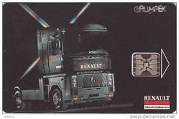 CZECHOSLOVAKIA - Renault(150 Units), Chip SC5, Tirage %50000, 10/92, Used - Czechoslovakia