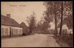 ROKSEM - ROXEM ( Oudenburg ) - DE GAFFEL Estaminet DEN OUDEN GAFFEL - Oudenburg