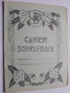 CAHIER - SCHRIJFBOEK ( JBB ) - ( Netschrift / Schoonschrift Anno > 1938 - '39 LEUGENBERG Maria Nelen > Esschen ) ! - Diploma & School Reports