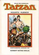 Tarzan En Allemand - Année 1947 - Norbert Hethke Verlag - Burne Hogarth & Rubimor - TBE / Neuf. - Livres, BD, Revues