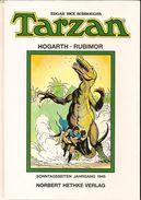 Tarzan En Allemand - Année 1945 - Norbert Hethke Verlag - Burne Hogarth & Rubimor - TBE / Neuf. - Livres, BD, Revues