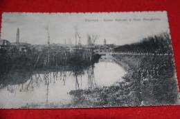 Vicenza Fiume Retrone E Viale Margherita 1919 Ed. Fochesato Romano - Vicenza