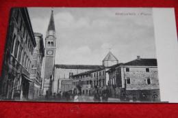 Breganze Vicenza Piazza Animata Ed.Carli - Vicenza