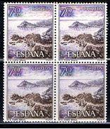 5E 551  // EDIFIL 1544X4 (Y&T 1276X4) // 1964 - 1931-Aujourd'hui: II. République - ....Juan Carlos I
