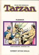Tarzan En Allemand - Année 1946 - Norbert Hethke Verlag - Dessins De Rubimor - TBE - Avec Défaut. - Livres, BD, Revues