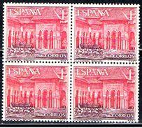 5E 553  // EDIFIL 1547X4 (Y&T 1209X4) // 1964 - 1931-Aujourd'hui: II. République - ....Juan Carlos I