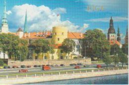 (LETO2) RIGA. RIGA CASTLE ... UNUSED - Lettonie